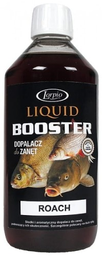 LIQUID BOOSTER LORPIO ROACH - PŁOĆ 500ml
