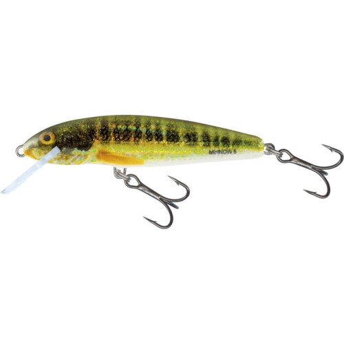 Wobler Salmo MINNOW Holo Real 5cm/3g floating