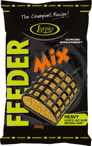 Zanęta Lorpio Feeder Mix Heavy 2kg