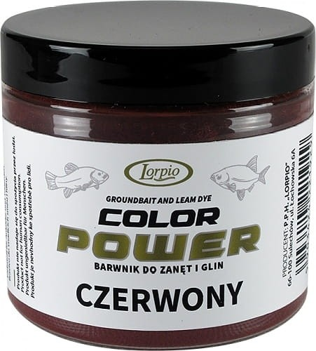 BARWNIK COLOR POWER DO ZANĘT CZERWONY