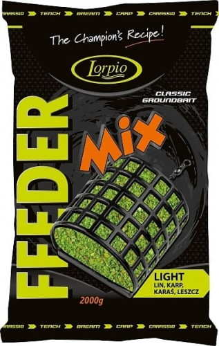 Zanęta Lorpio Feeder Mix Light 2kg