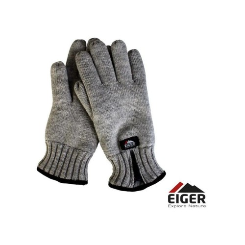 rekawiczki-kintted-glove-w-zipper-melange-black grey-eiger.jpg